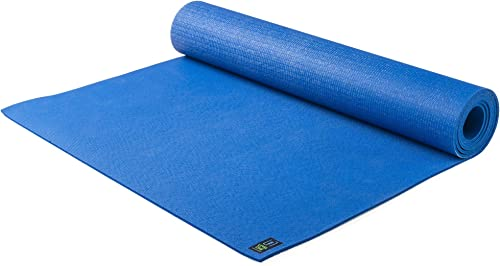 Jade Yoga- Level One Yoga Mat – Sustainable Yoga Mat for A Secure Grip to Help Hold Your Pose