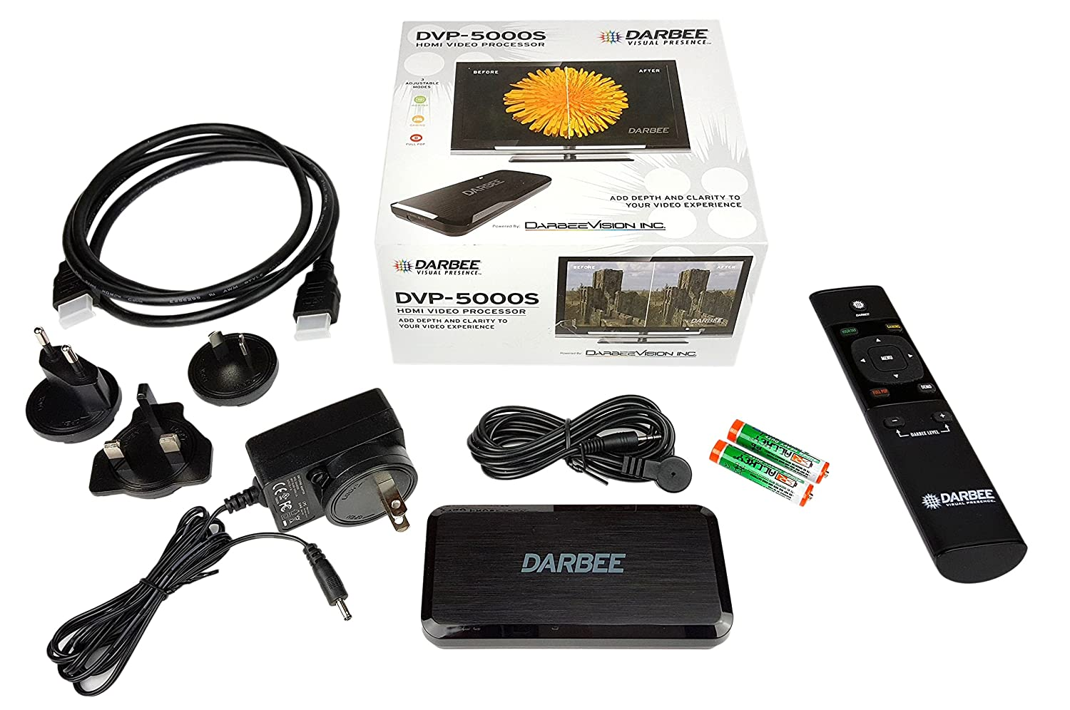 Darbeevision Dvp 5000 Darblet Hdmi Video Processor With Xbox 360 Automatically Resets Switches Page 10 Avs Forum Darbee Visual Presence Technology Home Audio Theater