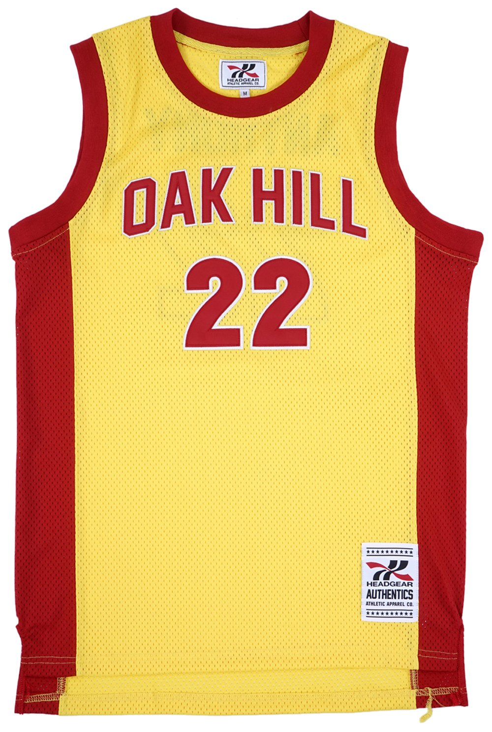 on sale afcf9 a7c6e Carmelo Anthony Oak Hill HS Jersey in Yellow. M-2XL ...