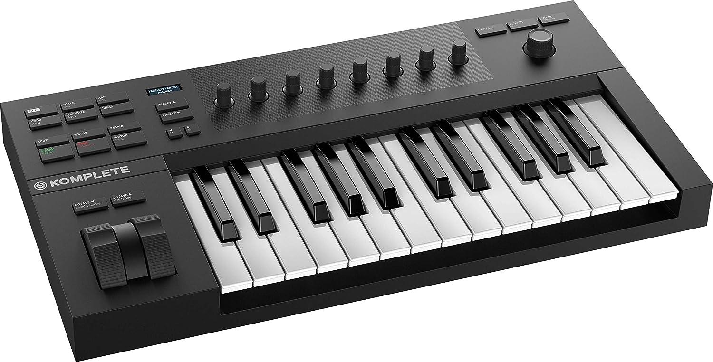 Native Instruments Komplete Kontrol A25 Controller Keyboard