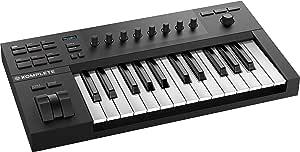 NI NI-KKA25 Native Instruments Komplete Kontrol A25 MIDI Smart Keyboard Controller