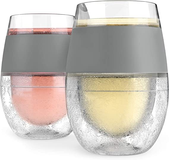 Host 2962 Freeze Stemless Red & White Wine Tumbler Cups