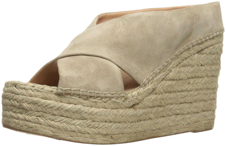 Sigerson Morrison Women's Atifah Wedge Sandal B06WVLGBT9 9 B(M) US|Sepia