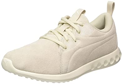 reputable site 151d8 a6dac Puma Carson 2 Molded Suede, Chaussures Multisport Outdoor Mixte Adulte,  Beige (Birch-