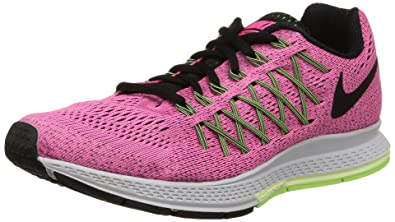 sneakers for cheap a6bfe 14628 NIKE Air Zoom Pegasus 32, Women Trail Running Shoes, Pink (Pink Pow