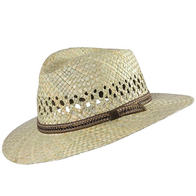 Wegener - Sombrero de vestir - para hombre naturaleza 61 cm  Amazon.es   Ropa y accesorios e139905eaf4