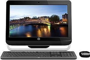 HP Omni 120-1034 All-in-One Desktop Computer (AMD Fusion E450 Zacate Dual Core processor, 4GB RAM, 1TB Hard Drive, Windows 7 Home Premium 64-bit)