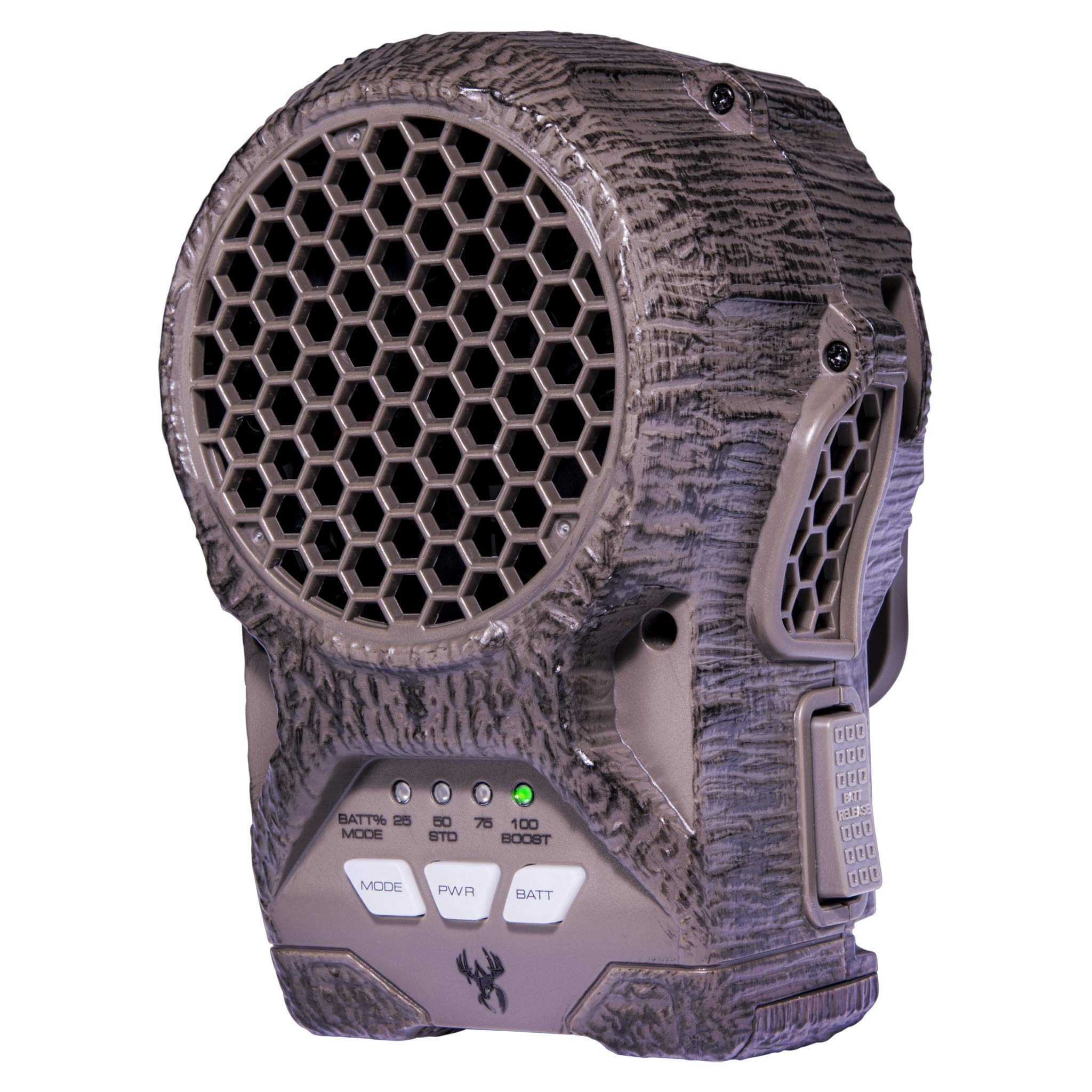 Wildgame Innovations ZeroTrace Plasma Ion Field Generator, Human Scent Neutralizer, Scent Elimination for The Field