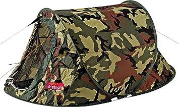 Regatta Festival 2 Man Pop Up Tent Army Camo Camouflage  sc 1 st  Amazon UK & Regatta Festival 2 Man Pop Up Tent Army Camo Camouflage: Amazon.co ...