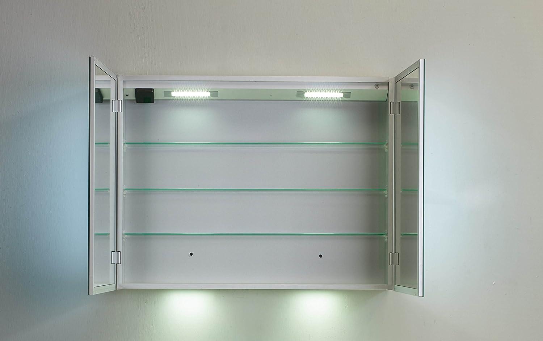Amazon.com: Eviva Evmr900-36Al Mirror Medicine Cabinet 36\