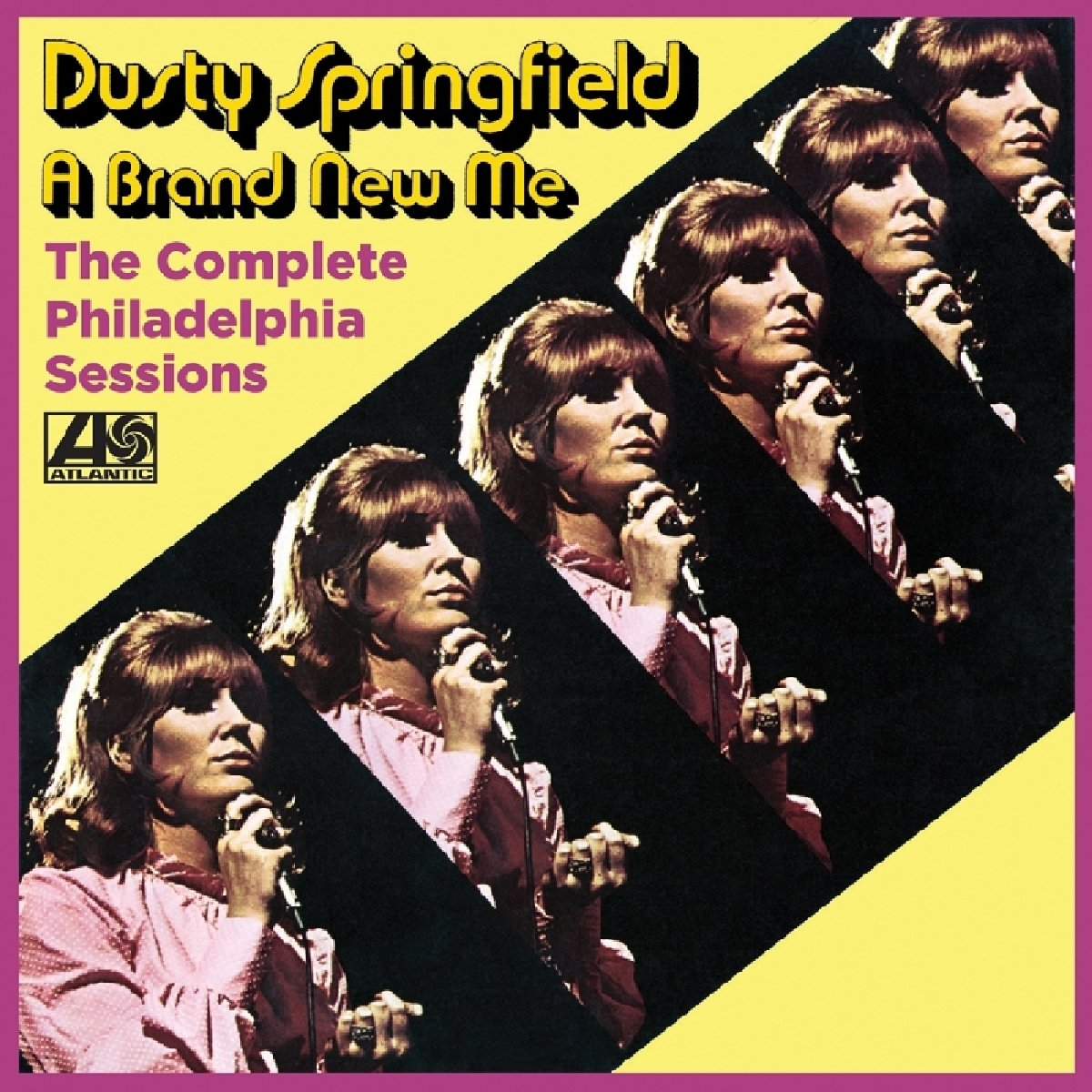 CD : Dusty Springfield - The Complete Philadelphia Sessions - A Brand New Me (Expanded Version)