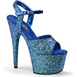 PLEASER womens ADORE-710LG/BLG/M Sandals