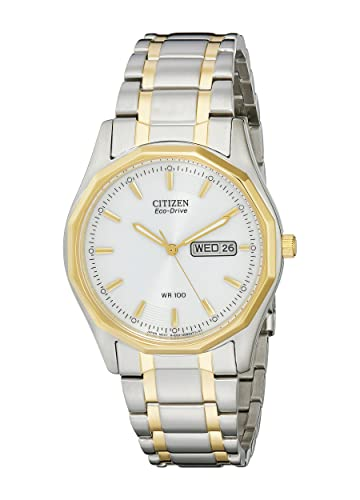 Citizen BM8434-58A - Reloj de Pulsera Hombre, Color Plata: Citizen: Amazon.es: Relojes