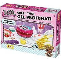 Lisciani Giochi - LOL Surprise Crea i Tuoi Gel Profumati, Multicolore, 69508
