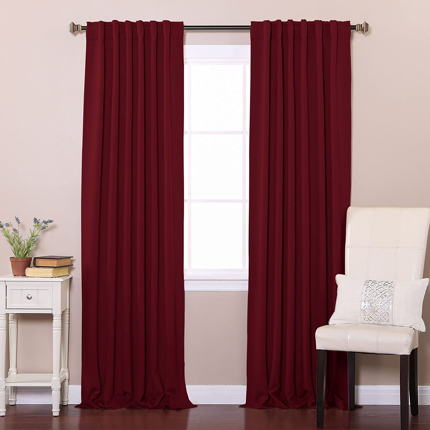 curtain thermal blackout dp pleat uk curtains amazon pencil navy moonlight kitchen co home