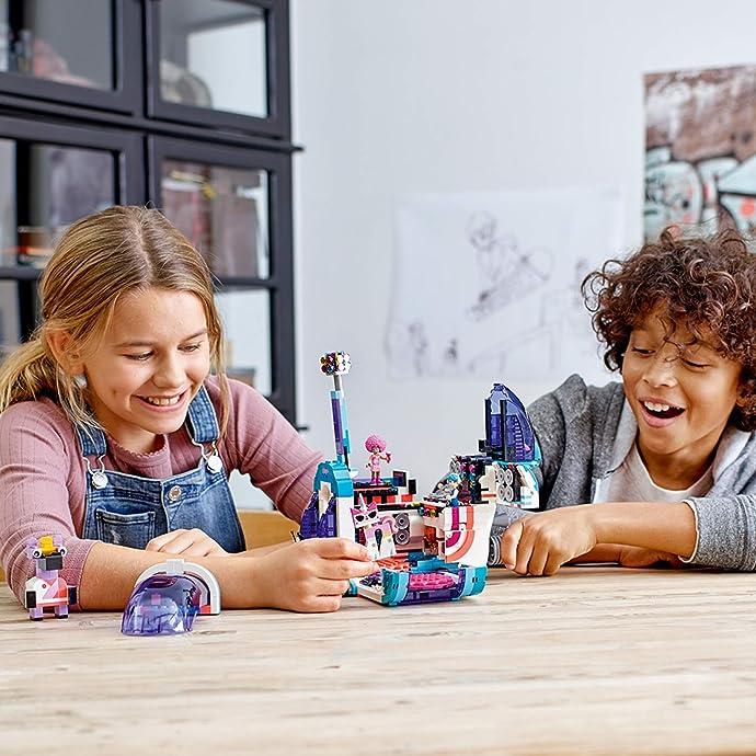 LEGO 乐高 70828 会变形的梦幻派对巴士 积木玩具 5折$39.99史低 海淘转运到手约¥380