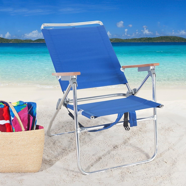Amazon Com Rio Gear Rio Hi Boy Backpack Beach Chair With Cooler