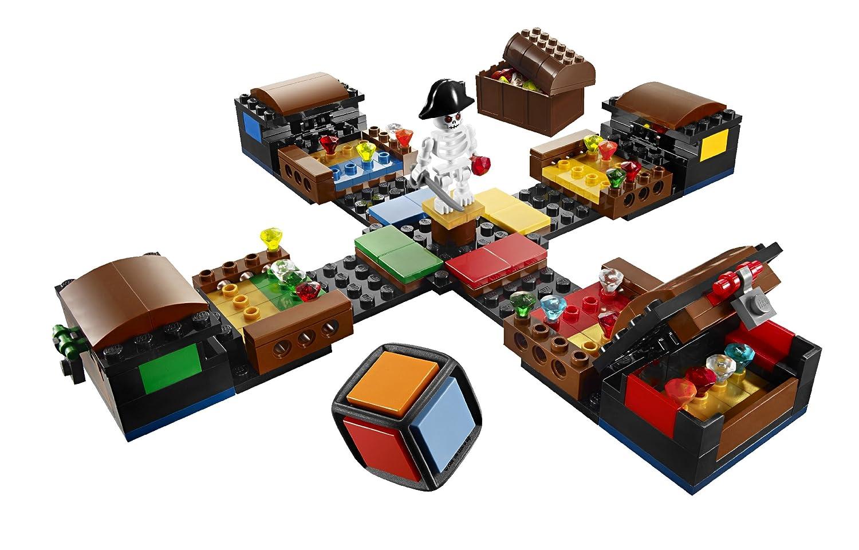 amazon com lego pirate code game 3840 toys u0026 games
