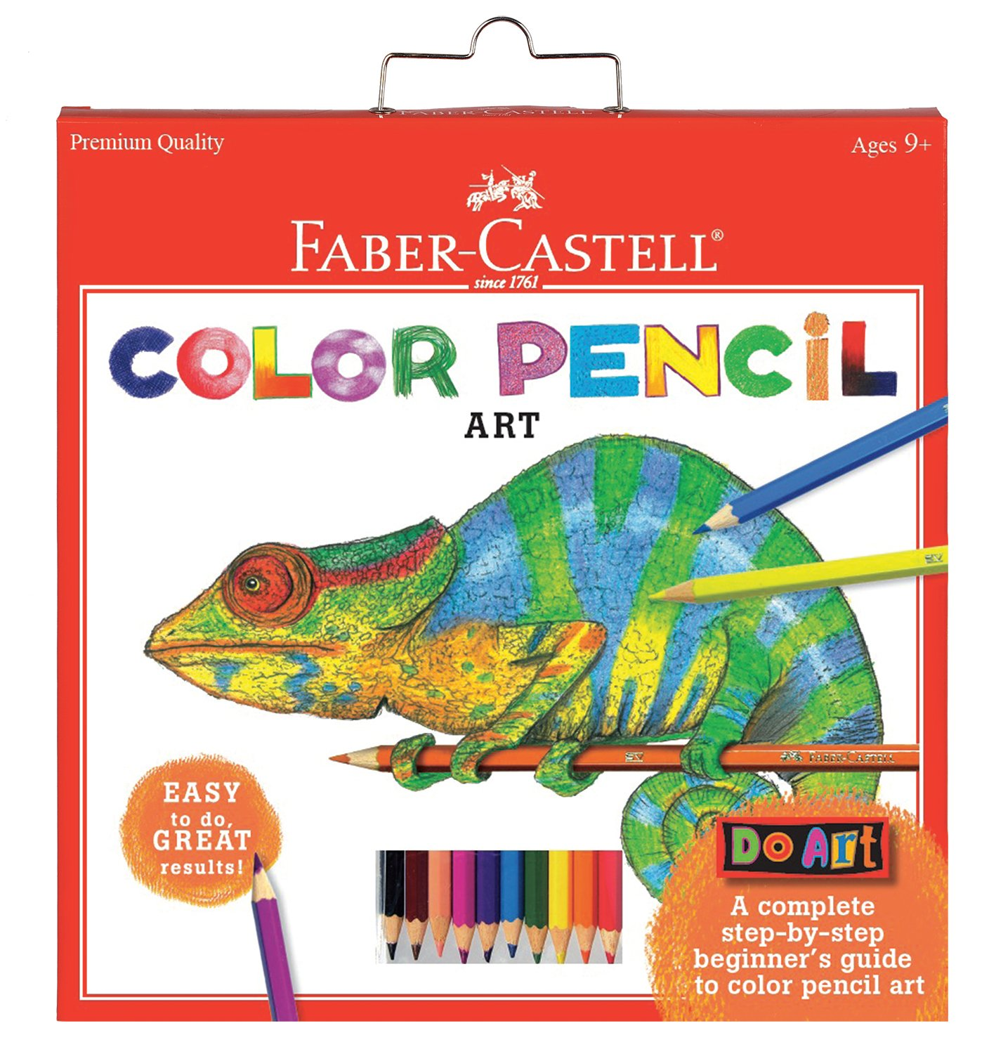 Faber-Castell - Do Art Drawing and Sketching Art Kit - Premium Kids Crafts Faber Castell 14558