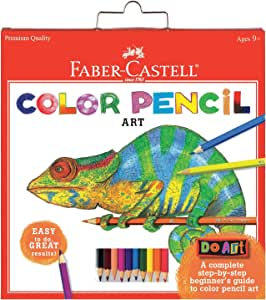 Faber-Castell - Do Art Color Pencil Art Set
