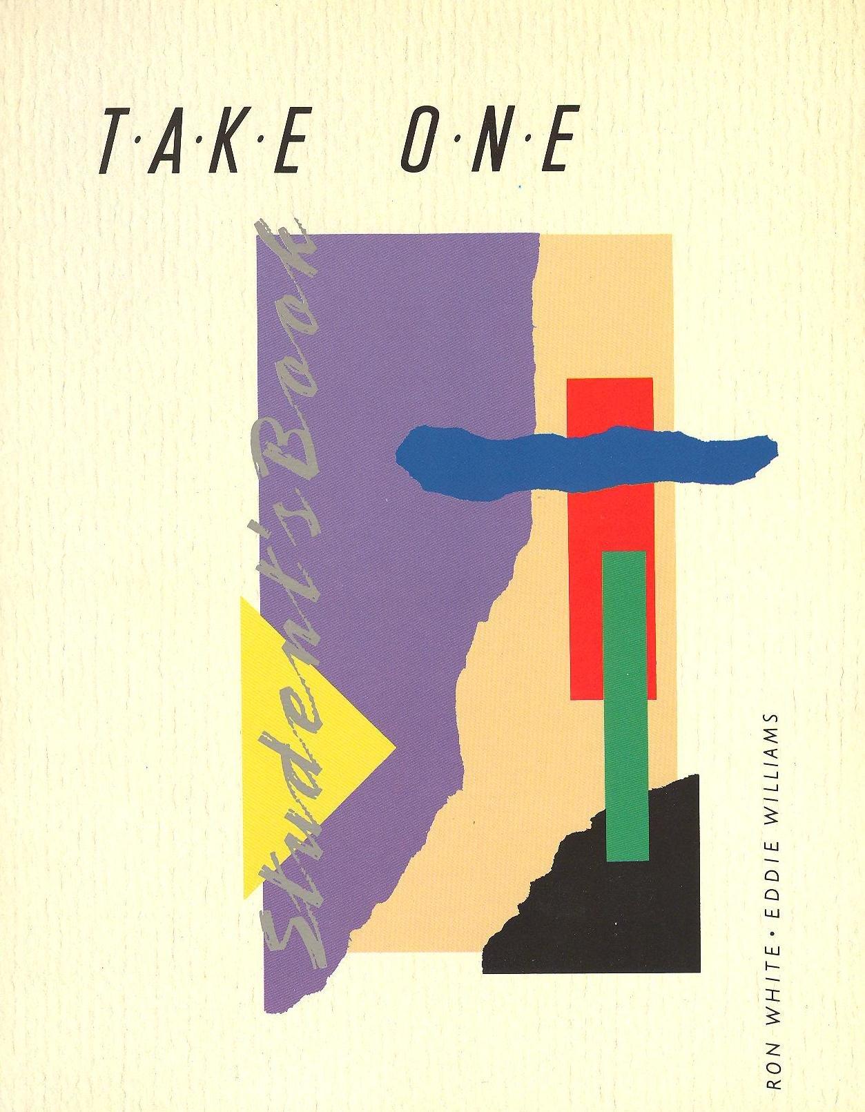 Take One: Students Book: Amazon.es: White, Ron, Williams ...