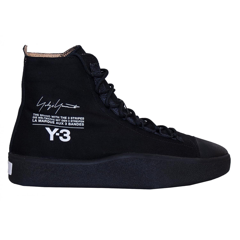 2450089d2b900 adidas Y-3 Bashyo Black UK 10  Amazon.co.uk  Shoes   Bags