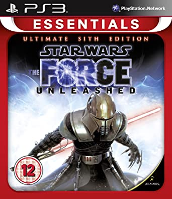 star wars the force unleashed android
