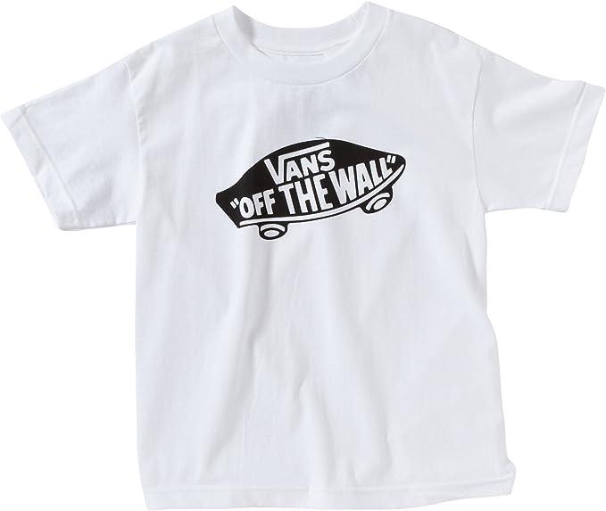 Vans OTW Boys Camiseta, Infantil: Amazon.es: Ropa y accesorios