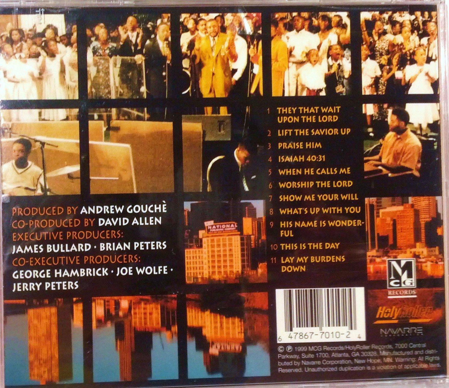 Gmwa Youth Mass Choir - Live in Philadelphia - Amazon.com Music