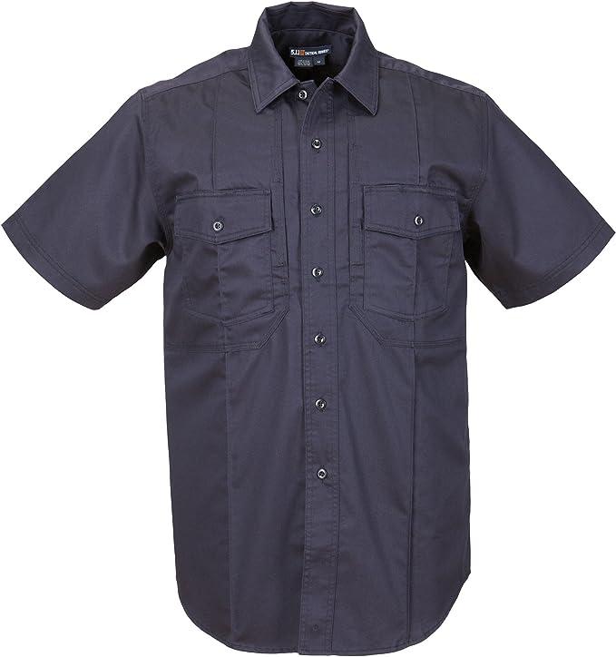 5.11 Hombres Camisa De Vapor Clase B de Manga Corta, Fuego Azul, 3 x -Large Tall: Amazon.es: Deportes y aire libre