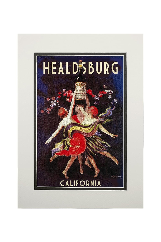 おすすめ ヒールスバーグ x – レディースDancing withワイン 11 x LANT-55859-11x14M 14 Matted Matted Art Print LANT-55859-11x14M B06XZGDC1F 11 x 14 Matted Art Print, 薬のきよし:63d42df7 --- mcrisartesanato.com.br