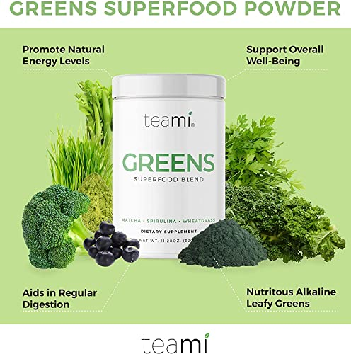 Teami Green Superfood Powder