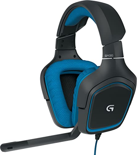 Logitech G430 headphone review