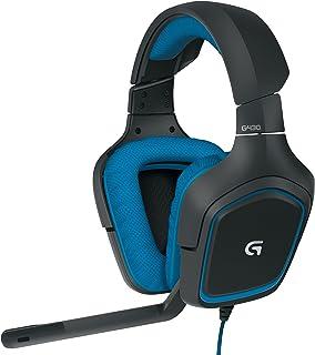 amazon com logitech wireless gaming headset g930 with 7 1 surround rh amazon com Midland Microphone Wiring Diagram Cobra 4 Pin Wiring Diagram