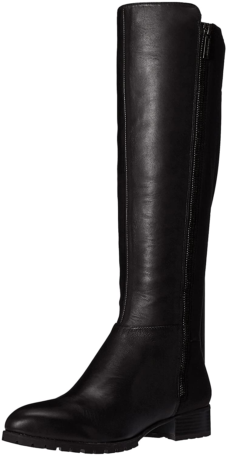 Nine West Women's Legretto Knee-High Boot B01EX1FUJ2 10 B(M) US|Black