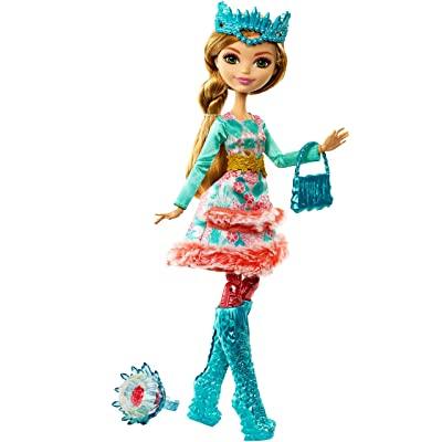 Ever After High Epic Winter Ashlynn Ella Doll: Toys & Games