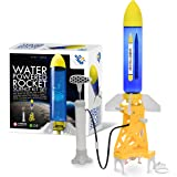 PLAYSTEAM Outdoor Water Powered Rocket Physics Learning Set