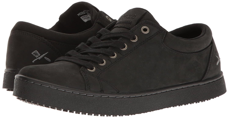 3c0bdf8ed39 Amazon.com  MOZO Men s Finn Slip Resistant Leather Sneaker  Shoes