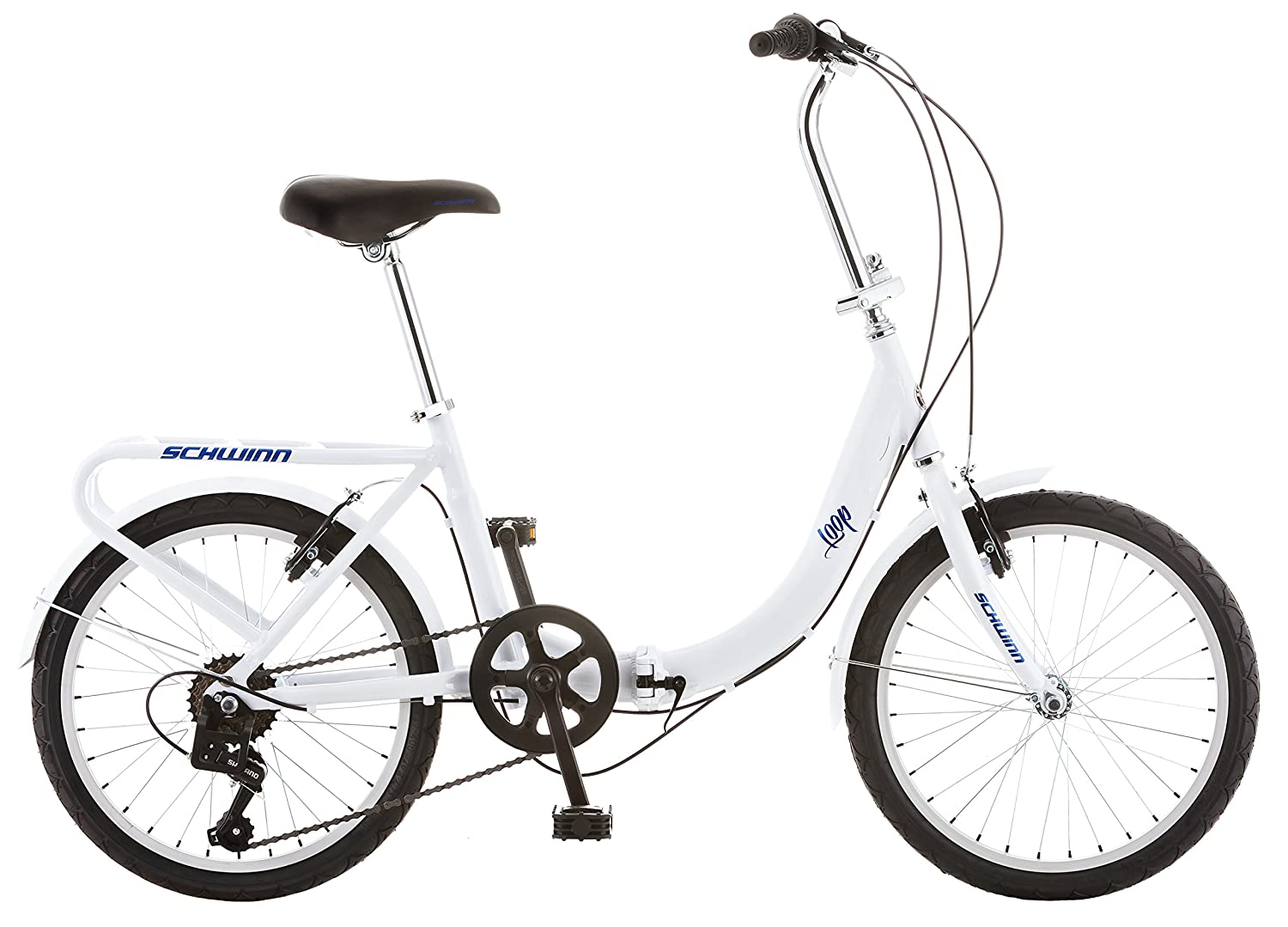 Schwinn 20-Inc​​​​h Loop Folding Bike