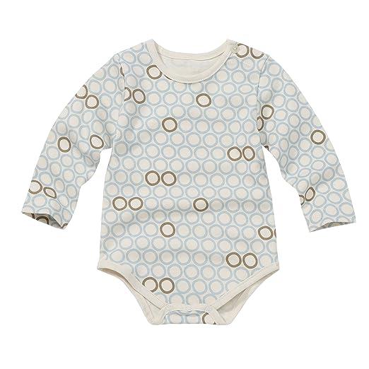 dcdef1dbbeac Amazon.com  WithOrganic Organic Newborn Infant Baby Romper Short ...