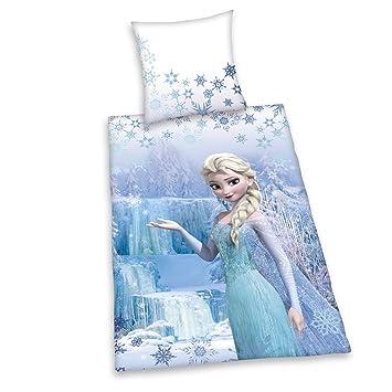 Herding Bettwäsche Kinder Aus Baumwolle Disney S Frozen Baumwolle