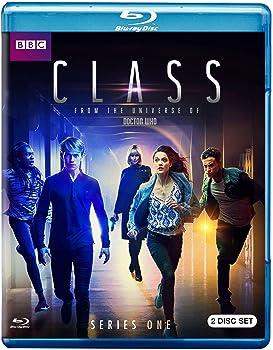 Class: Series One Blu-ray