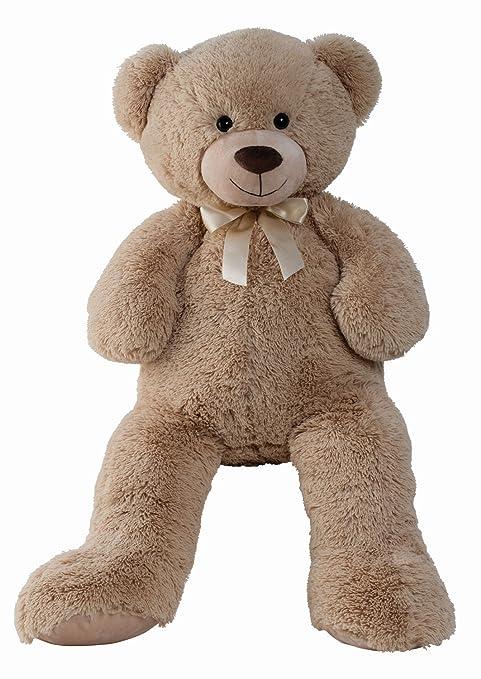 36 opinioni per Giant Teddy Bear coccolo XXL 100 cm di altezza peluche vellutato peluche