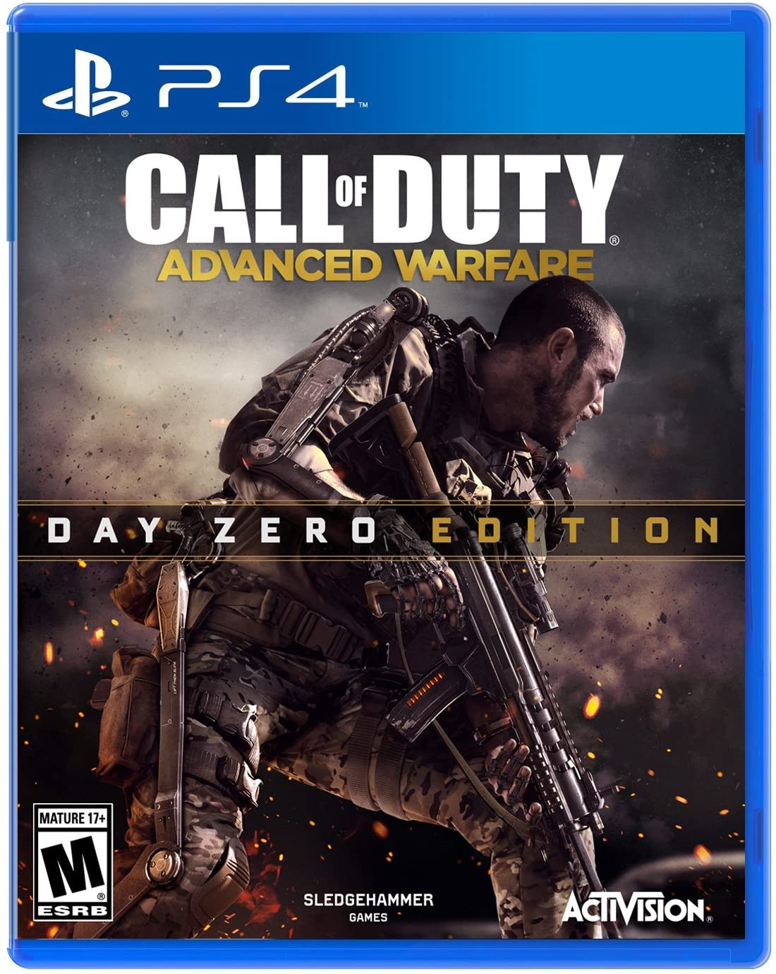 advanced warfare call