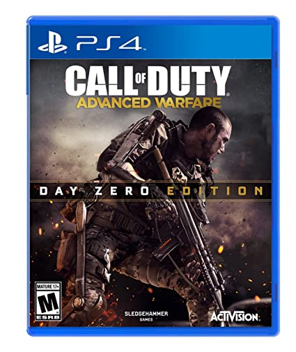 Amazon com: Call of Duty Advanced Warfare - Day Zero Edition