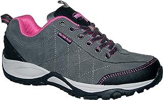 Scarpe da camminata da donna foderate, leggere e impermeabili, con suola in memory foam e chiusura con lacci, scarpe comode ideali per camminare modello 'Keller' scarpe comode ideali per camminare modello Keller