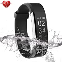 Ulvench Fitness Tracker, Heart Rate Monitor Smart Watch