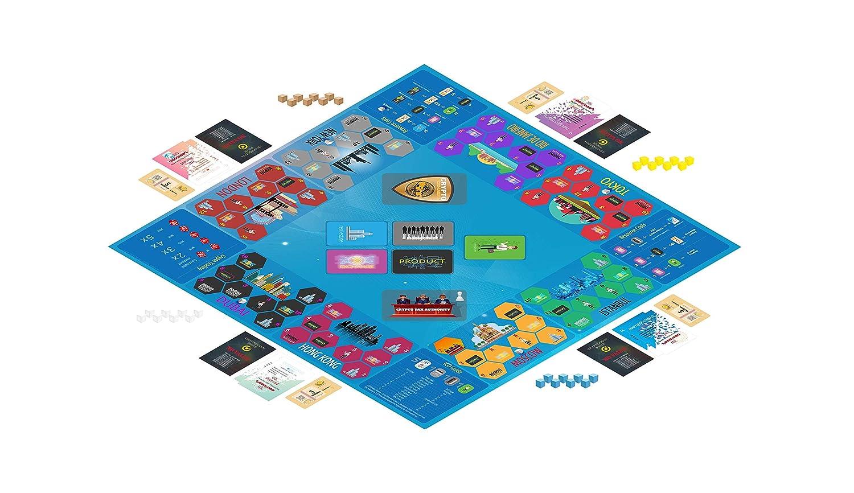 Crypto When Lambo 1st Edition Board Game