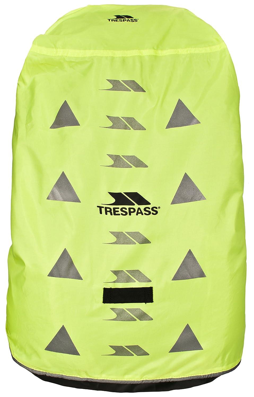 Trespass Sulcata reflektierende Rucksack Hülle / Cover Yellow Reflektierende Regenhülle Gelb TRF5L|#Trespass UUACMIJ20002_YELEACH
