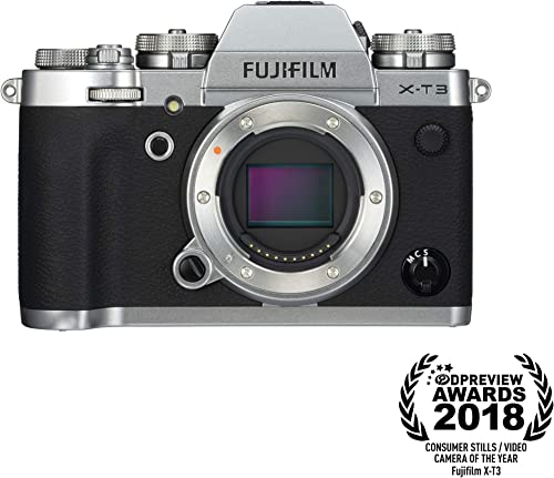 Fujifilm X-T3 best camera for safari